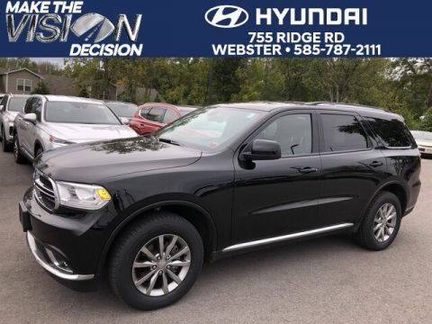 2017 Dodge Durango SXT, 3rd Row, AWD