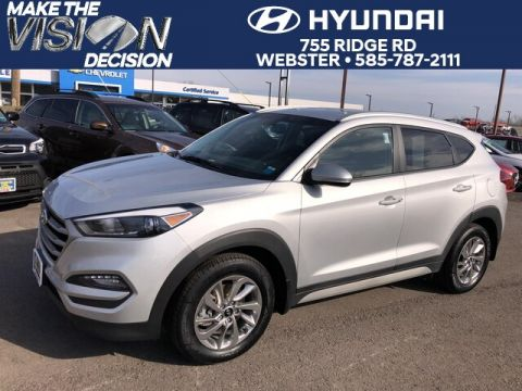 Certified Pre-Owned 2018 Hyundai Tucson SEL Plus