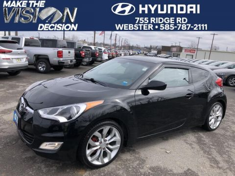 Pre-Owned 2014 Hyundai Veloster Automatic, Sunroof